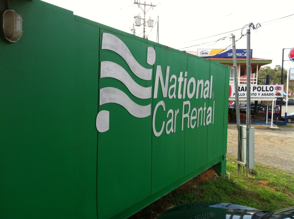 national car rental uvita costa rica