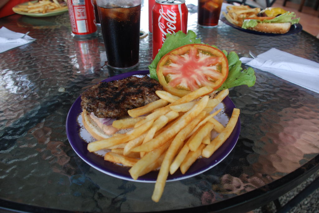 uvita dome burger